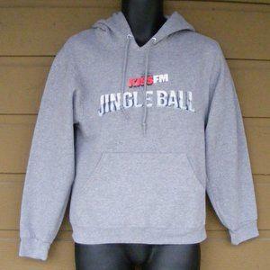 JINGLEBALL KISS Hoodie, S, Dallas 2013, Pullover